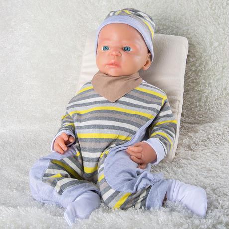 本格リボーンドール 高級フルシリコン 入浴可能 海外ドール リアル赤ちゃん人形 ベビードール ベビー人形 56cm5050g 新品 開眼 男の子