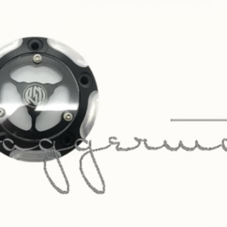 RSDハーレー ダービーカバー&タイミングタイマーカバー CNC アルミ 5穴 ロードキング ソフテイル ダイナ FLHRS FLTFB 色選択