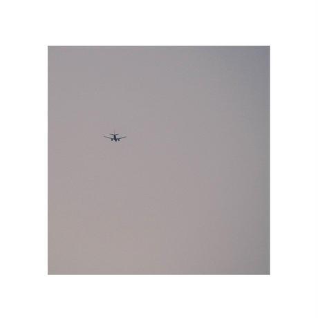 ポスター アート A4 + ポスターフレーム 木製 「Jet to Brazil - ニューヨーク マンハッタン T262」