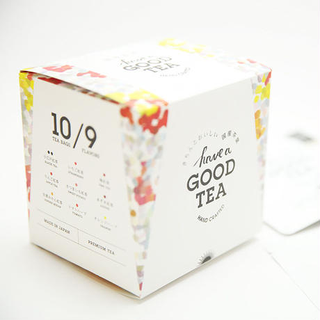 have a GOOD TEA T-bag 10個入りBOX
