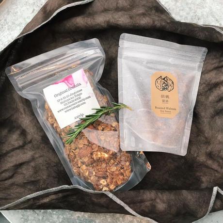 オリジナルグラノーラ&胡桃醤油:eatrip