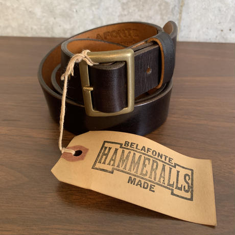 RAGTIME LEATHER BELT 30mm