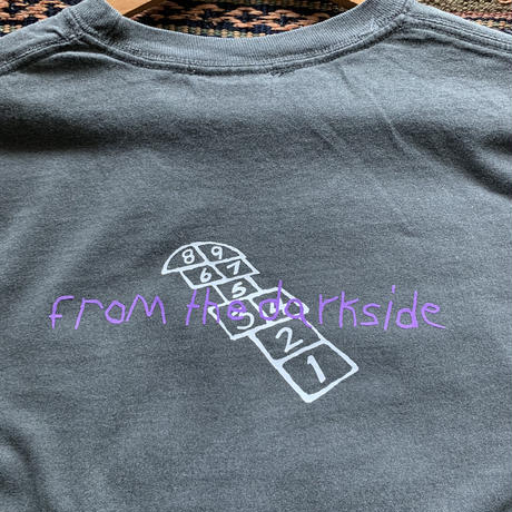 HIDEANDSEEK 90s Logo S/S Tee-K