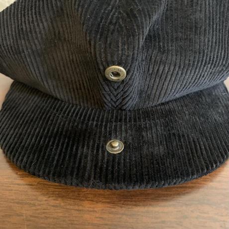 BELAFONTE RAGTIME PEAKY HAT CORDUROY