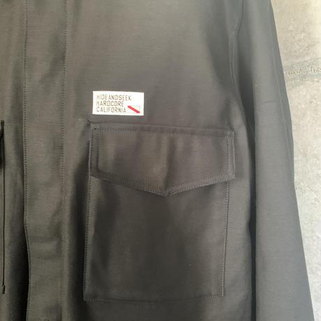 HIDEANDSEEK Field Shirt Jacket
