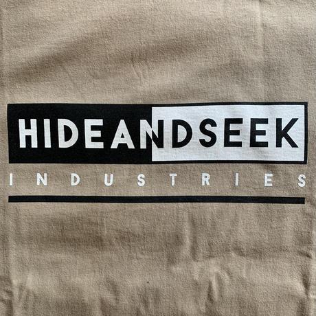 HIDEANDSEEK H&S INDUSTRIES L/S Tee