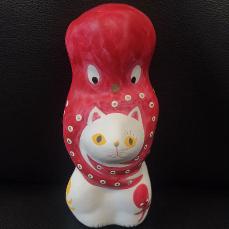 猫に蛸 プレミアム3 三蛸2 相良人形