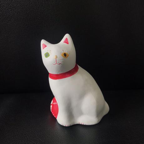 猫に毬(小) 6  相良人形