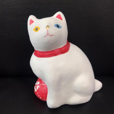 猫に毬(大) 1  相良人形