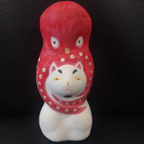 猫に蛸 32 相良人形