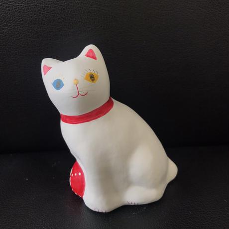 猫に毬(小) 7  相良人形