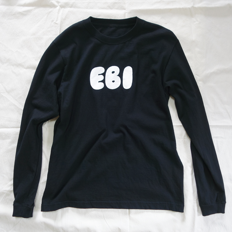 REAL EBI LONG T-shirt