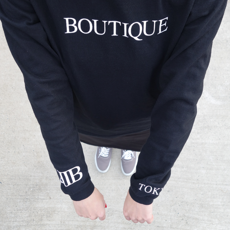BOUTIQUE EBI LONG-SLEEVESE & KOOZIE