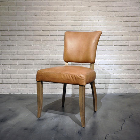 HALO MIMI CHAIR  WEATHERED OAK LEG