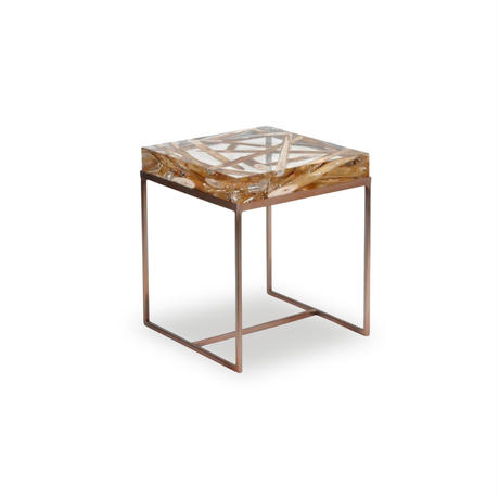 BLEU NATURE   ATOHI SIDE TABLE LOW