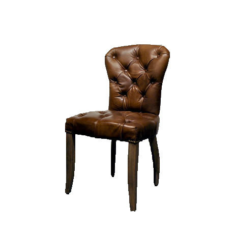 HALO CHESTER CHAIR  WEATHERED OAK LEG