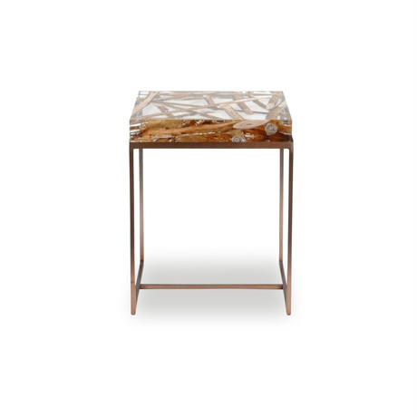 BLEU NATURE   ATOHI SIDE TABLE HIGH