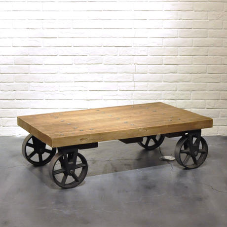 HALO SALVAGE COFFEE TABLE S