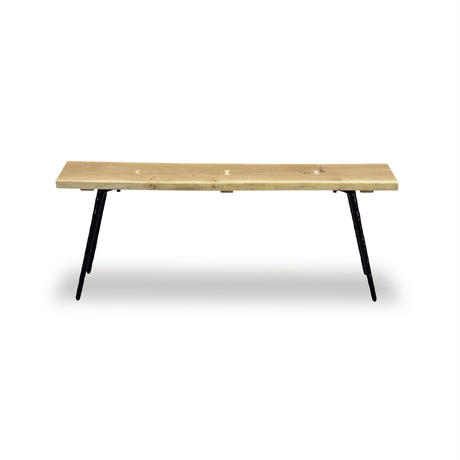 SQUARE ROOTS NEXA BENCH RAW OAK BK LEG