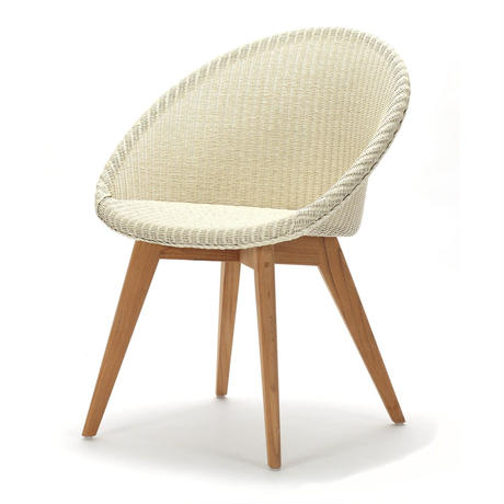 VINCENT SHEPPARD JOE TEAK CHAIR without cushion