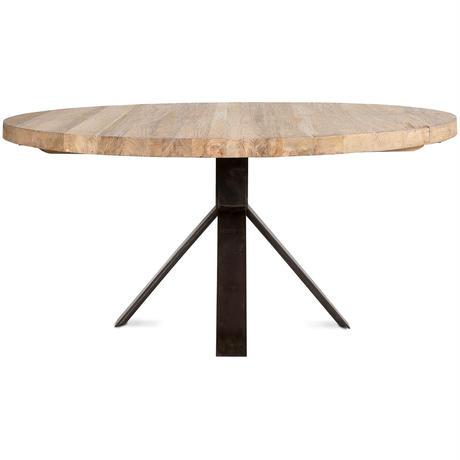 dareels JATI CIRCLE 110 DINING TABLE