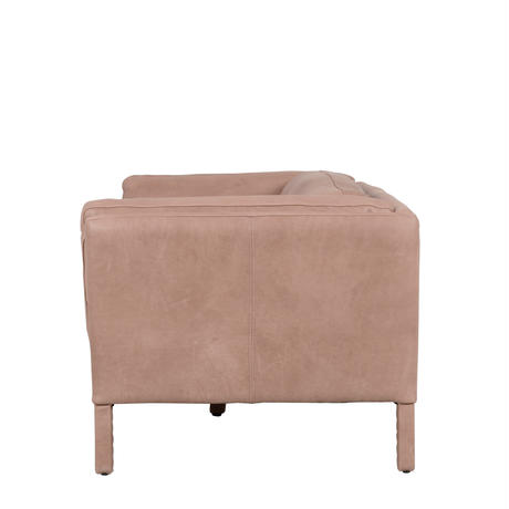 HALO WHITE HEAD 3P SOFA TAUPE
