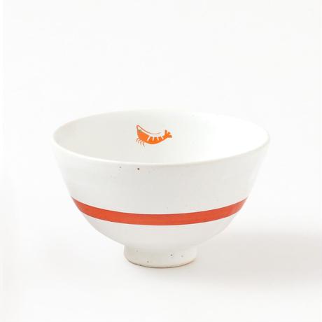 夫婦岩茶碗【妻】