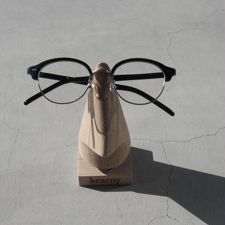Kearny Sirmont brow black (clear lens)