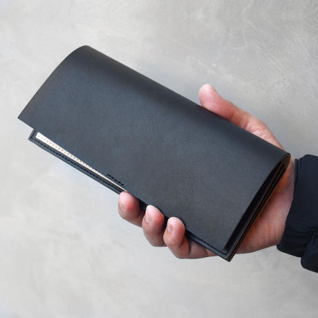 Aeta KIP WALLET 3 LAYER BLACK