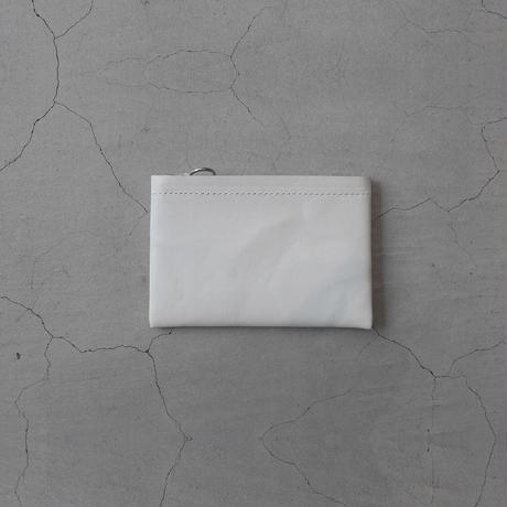 Aeta MINI WALLET White