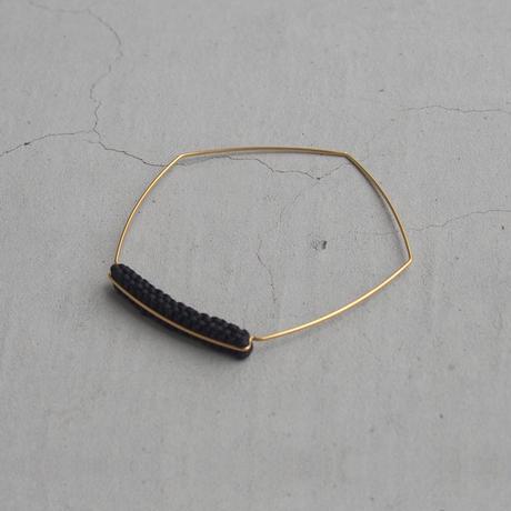 CHIKAKO YAJIMA CY15S-BR003   bracelet  black