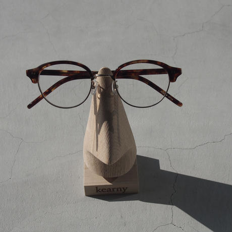Kearny Sirmont brow  tortoiseshell (clear lens)