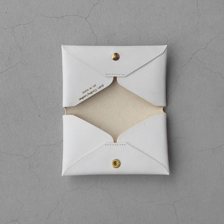 HOFF Card Case B WHITE