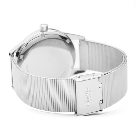 NOMOS Glashütte / NOMOS metal bracelet / ノモス メタルブレスレット