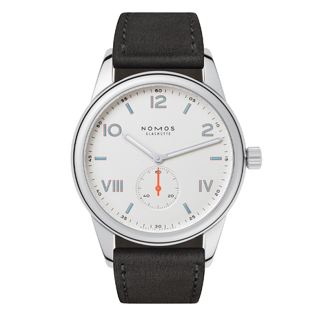NOMOS Glashütte /  Club Campus 38 / CL1A1W238CP / シースルーバック