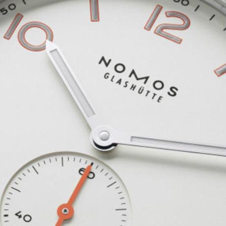 NOMOS Glashütte / Club  Campus / CL1A1W2CP / シースルーバック