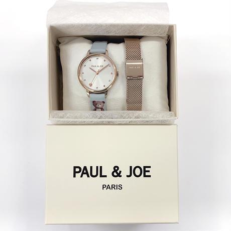 PAUL & JOE / Print Strap Series 「Nounours」/ PJ7727B18PN / 2021SS新作【限定150本】