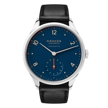 NOMOS Glashütte / Minimatik Midnight  Blue / MM130011BL2