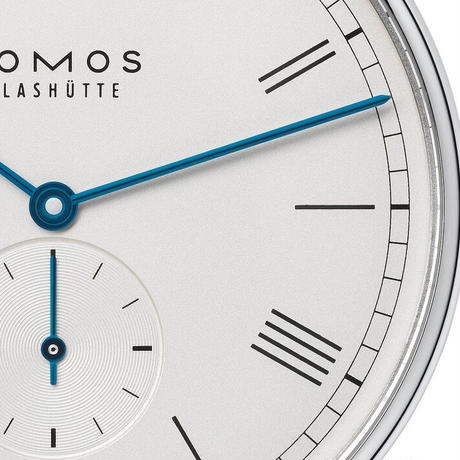 NOMOS Glashütte / Ludwig 38mm / LD1A2W238
