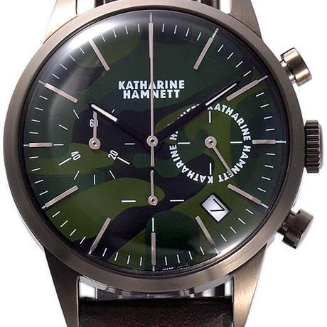 KATHARINE HAMNETT LONDON / Chronograph-6 / KH24H4-94
