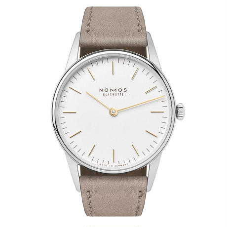NOMOS Glashütte / Orion 33 duo / OR1A23W233 / 2019年モデル