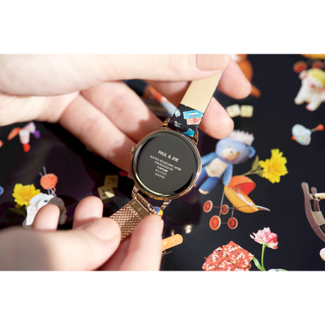 PAUL & JOE / Print Strap Series 「Toy toy toy」/ PJ7727-B38PT / 2020AW新作【限定150本】