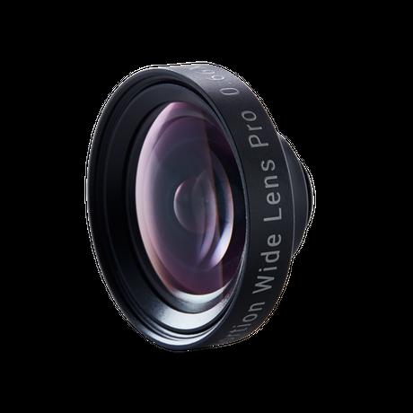 旅先などでの風景をより広くダイナミックに、室内での撮影では遠近感を強調「Zero-Distortion WIDE LENS Rib Case(+BLM)for iPhone X/ワイドレンズ」