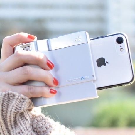 一眼レフカメラの操作をiPhoneへ「PICTAR ONE PLUS MARK II J/ピクターワンプラスマークll  J」