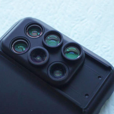 スマートフォン写真をより美しく、感動的に「ShiftCam 2.0 6-in-1 Travel Set iPhone XS/シフトカム 2.0 6-in-1 トラベルセット」