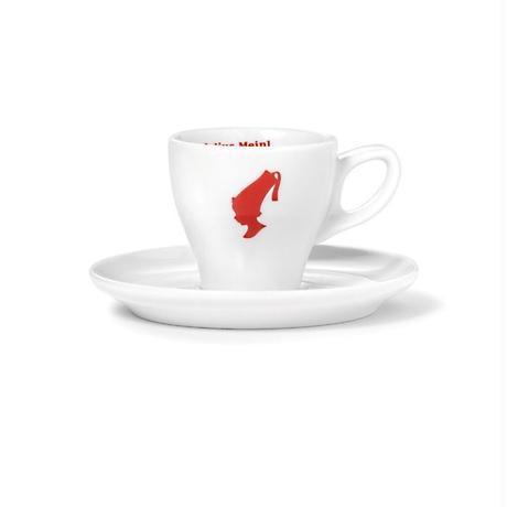 【再入荷予定!】【リクエスト受付中!】【Julius Meinl】Logo メランジュカップ&ソーサー
