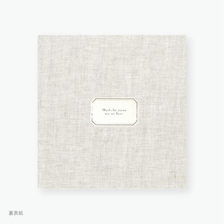 2面アルバム - シンプル