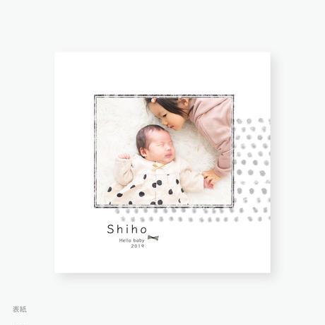 3面アルバム - シンプル