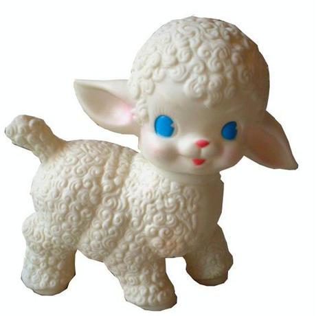 ラバードール sheep