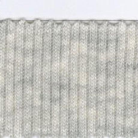 【1m単位】オーガニックコットンのオーコット30/-テレコ生地